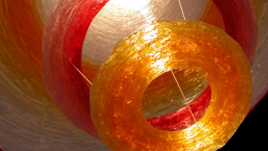 Light Fixtures meet Art