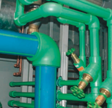 Green Pipes = truly Green Building Products