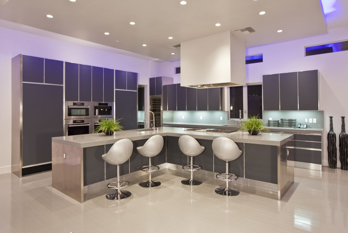 Home Improvement Language Of Home Lighting - Kitchen spotlights led