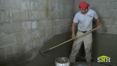 Episode 3:  Basement Waterproofing Part 2