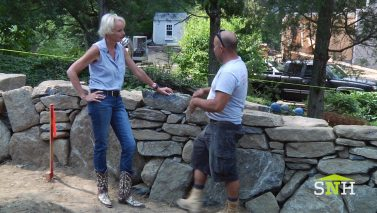 Episode 5:  Dry-Stacked Stone Wall