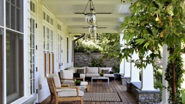 Let's Design A Porch for The Greenwich House