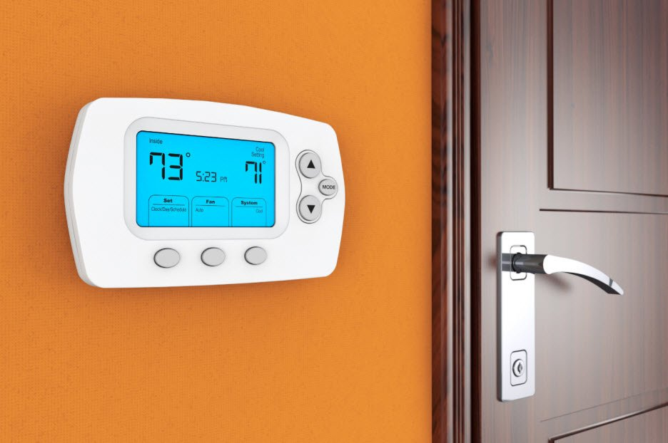 Energy-Efficient Air Conditioning Thermostat