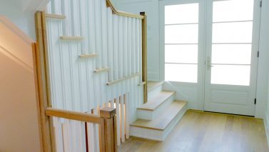 Staircases: Form and Function