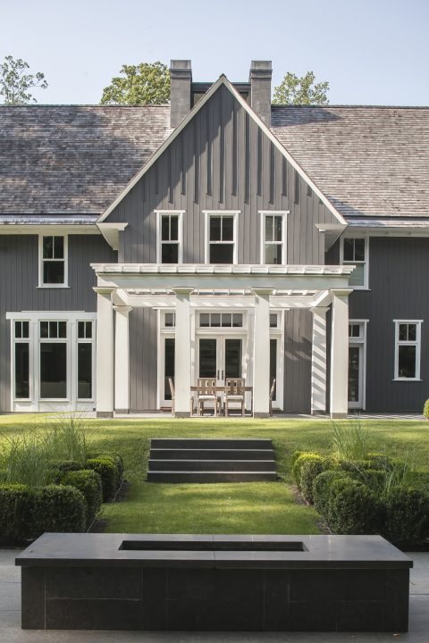 Grand Farmhouse with Firepit