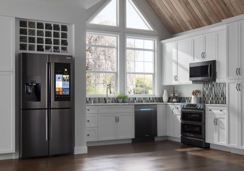 Smart Appliances from Samsung