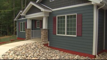 WELCOME HOME: Wounded Warrior Receives New 'Smart Home' From Foundation