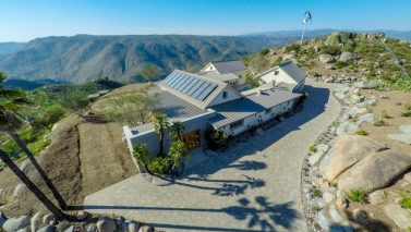 Wind Power Enters The Mix For The Passive House Trend