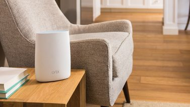 Orbi Promises Expanded WiFi Without The Cords