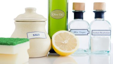 Healthy & Natural Cleaning Solutions