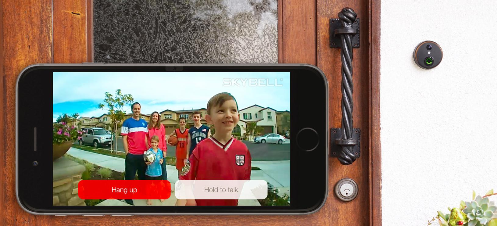 SkyBell Smart Doorbell