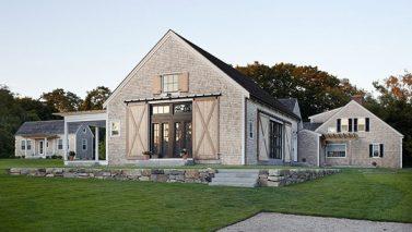 Design Inspiration:  Modern Barn Living