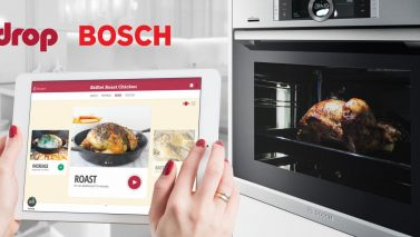 Drop and Bosch to Partner on Kitchen OS