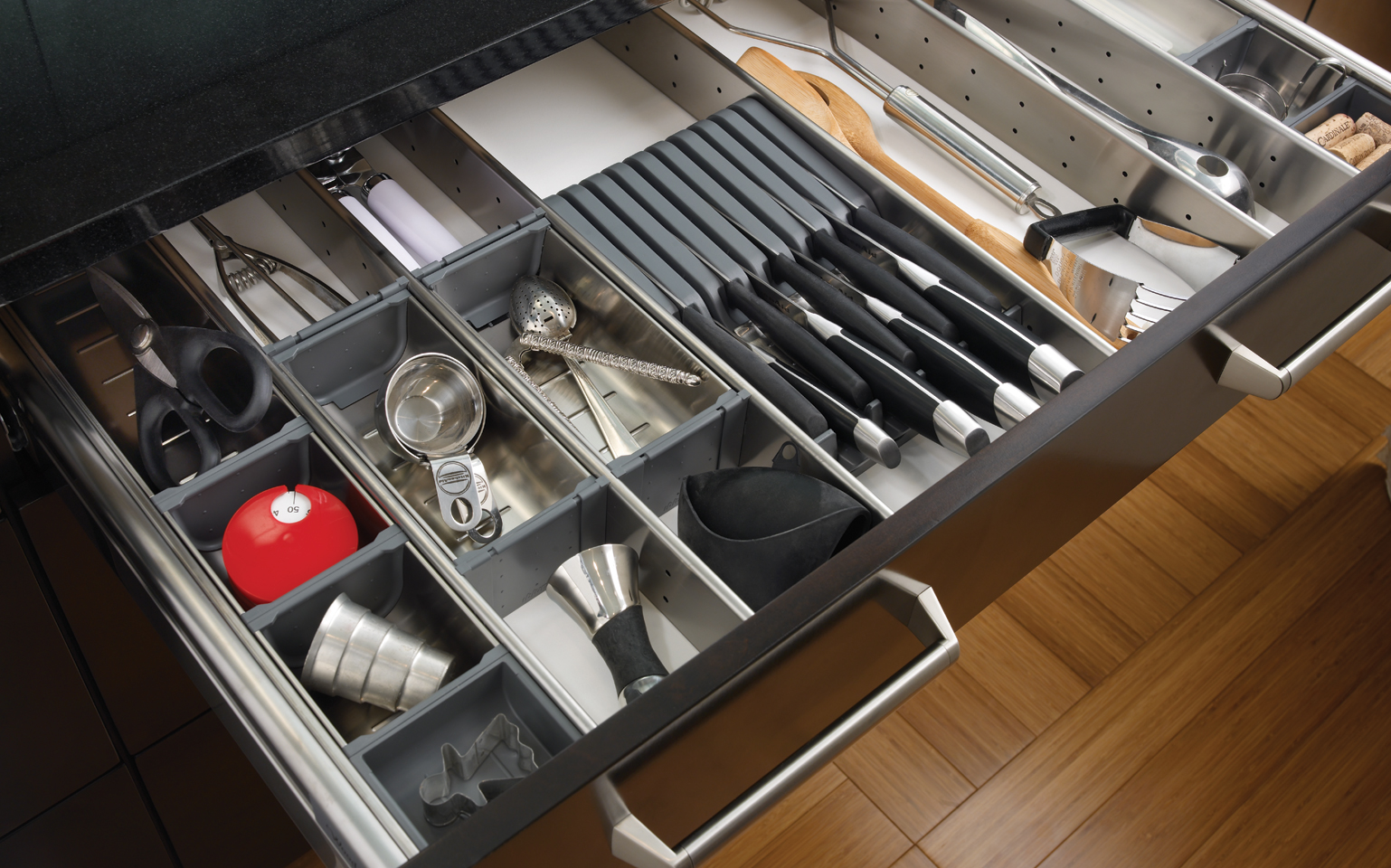 Merveilleux Drawer Solutions