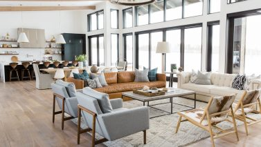 Two Secrets to Open Concept Living
